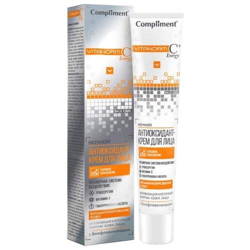 Купить Compliment Vitanorm Антиоксидант-крем для лица ночной, 50 мл