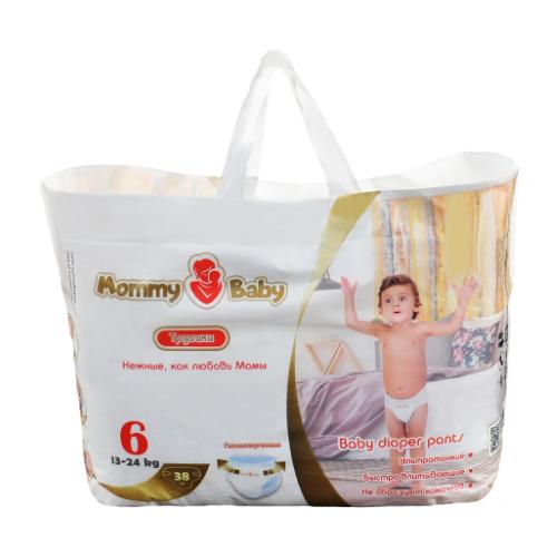 Купить Mommy Baby трусики 6 (13-24 кг) 38 шт., Подгузники
