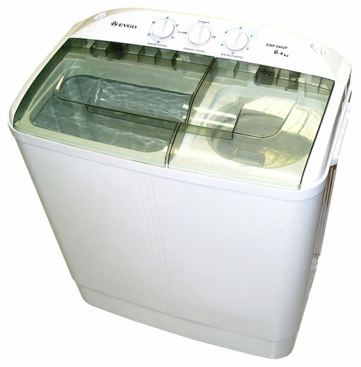 Стиральная машина Evgo EWP-6442P