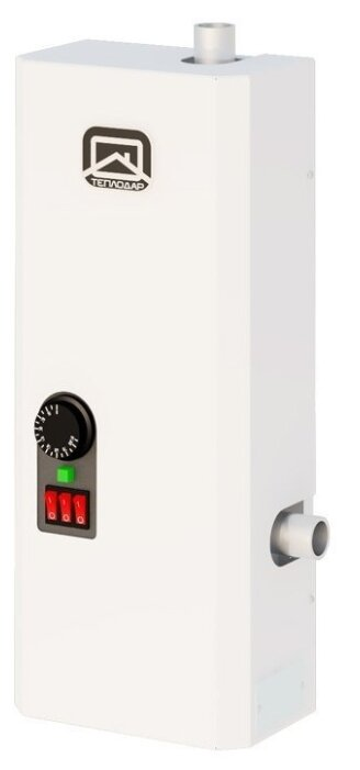 Электрический котел Теплодар СПУТНИК-6 белый 6 кВт одноконтурный