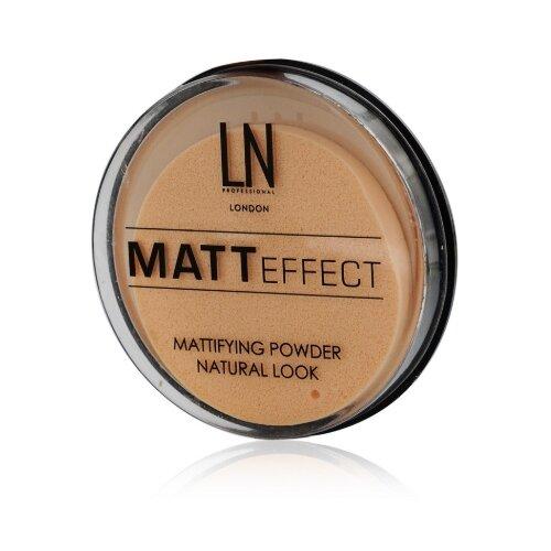 LN-professional Компактная матирующая пудра Matt Effect 103