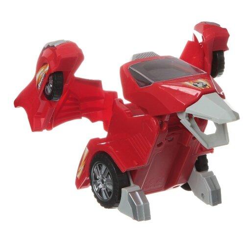 Купить Робот-трансформер Zhorya Динобот ZYE-E0093 красный, Роботы и трансформеры