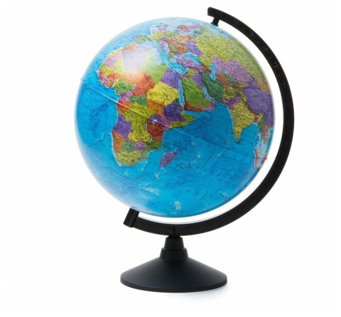 Глобус Земли политический, 320 серия Классик. Globen