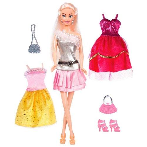 Купить Кукла Toys Lab Ася Блондинка, 28 см, 35139, Куклы и пупсы