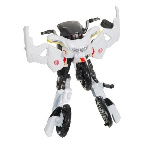 Купить Трансформер Zhorya Стальная команда ZYK-K2601-4 белый/черный, Роботы и трансформеры
