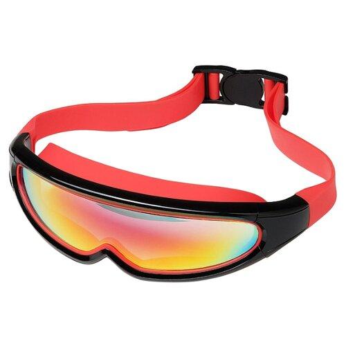 Очки-маска для плавания Guepard Summer time оранжевыйАксессуары для плавания<br>