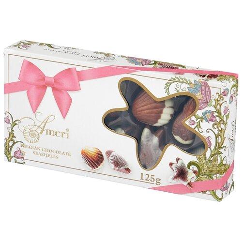 Набор конфет Ameri Шоколадные конфеты-ракушки 125 г