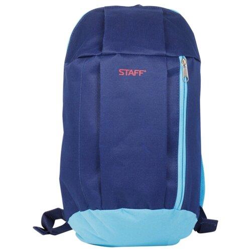STAFF Рюкзак Air, синий/голубой staff рюкзак air голубой