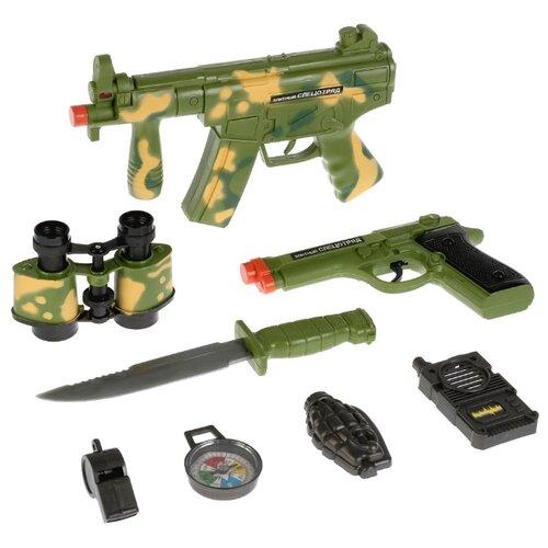 Набор оружия Играем вместе Элитный спецотряд (8629-R), Игрушечное оружие и бластеры  - купить со скидкой