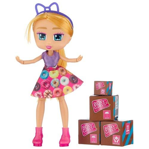 Кукла 1 TOY Boxy Girls Hazel, 20 см, Т16627, Куклы и пупсы  - купить со скидкой