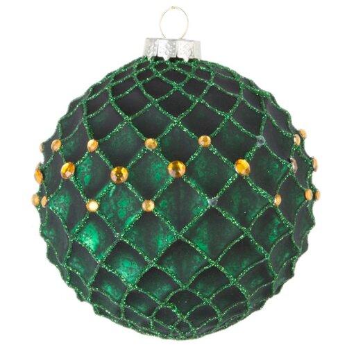 Набор шаров KARLSBACH 08516/08517/08518, зеленый