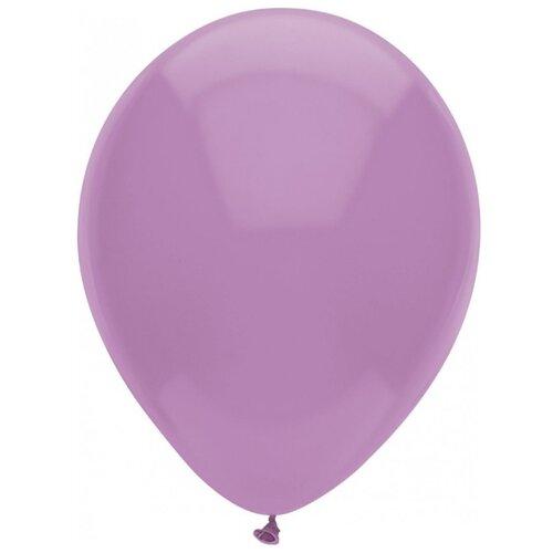 Набор воздушных шаров MILAND Неон 28 см (100 шт.) фиолетовый