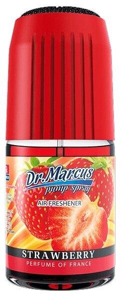 Dr. Marcus Ароматизатор для автомобиля Pump Spray Strawberry 50 г