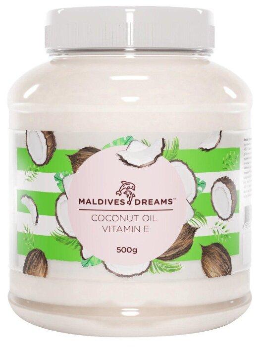 Maldives Dreams натуральная маска для волос