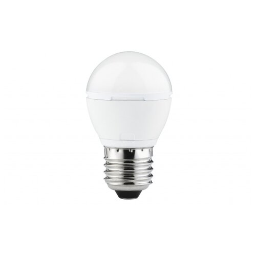 Светодиодная лампа LED Quality Tropfen 5W E27 230V Warmweiß 28165