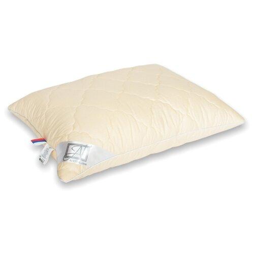 Подушка АльВиТек Соната (ПХП-070) 68 х 68 см кремовый наволочка альвитек гостиница 68 68 см сатин
