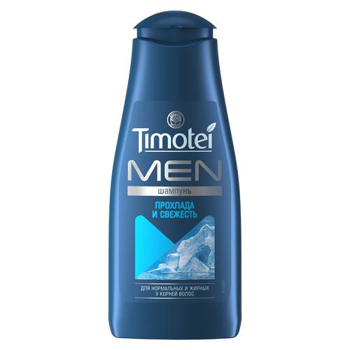 timotei шампунь интенсивное Timotei шампунь Men Прохлада и свежесть 400 мл