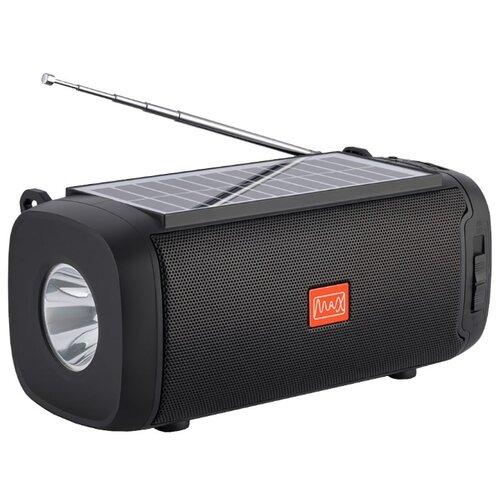 Радиоприемник Max MR-341 черный 2