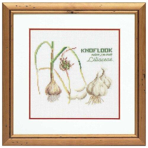 Купить Набор для вышивания Чеснок, канва лён 36 ct, Thea Gouverneur, Наборы для вышивания