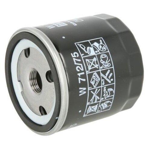 Масляный фильтр MANNFILTER W 712/75 масляный фильтр mannfilter w 712 4