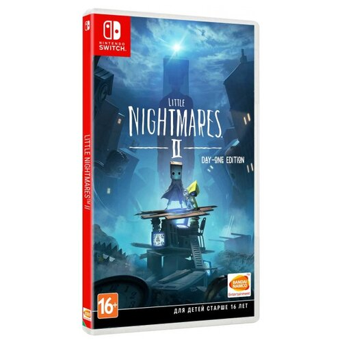 Игра для Nintendo Switch Little Nightmares II. Издание первого дня, русские субтитры