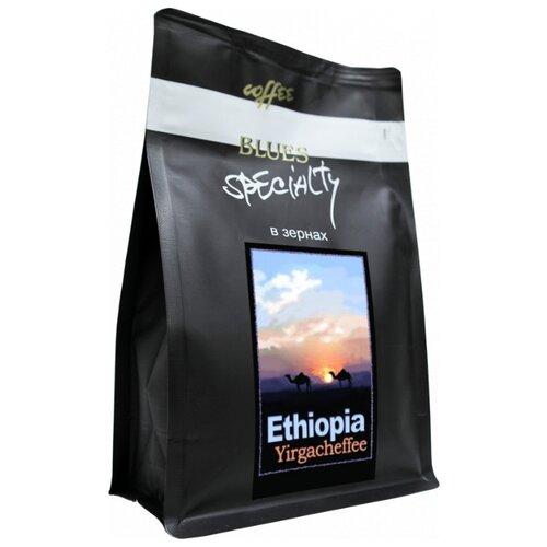цена на Кофе в зернах Блюз Эфиопия Иргачиф, арабика, 200 г