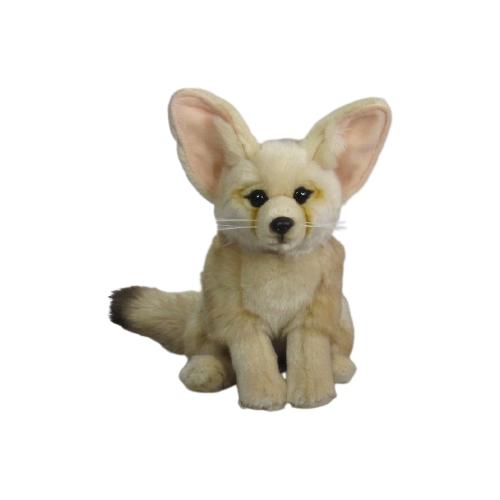Мягкая игрушка Leosco Лисичка Фенек 23 см