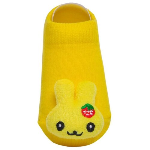 Купить Носки Lansa размер 18-20, желтый