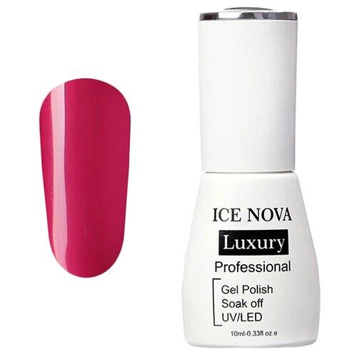 Купить Гель-лак для ногтей ICE NOVA Luxury Professional, 10 мл, 078 pale violet