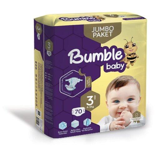 Bumble Baby подгузники 3 (4-9 кг) 70 шт.