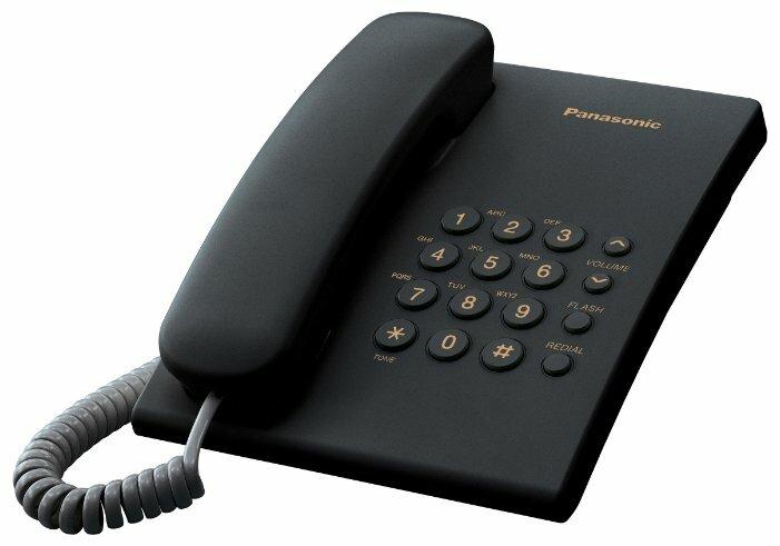 Проводной телефон PANASONIC KX TS 2350 RUS