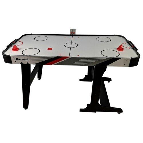Фото - Игровой стол - аэрохоккей DFC Boston 2 складной 54 dfc игровой стол аэрохоккей dfc cobra