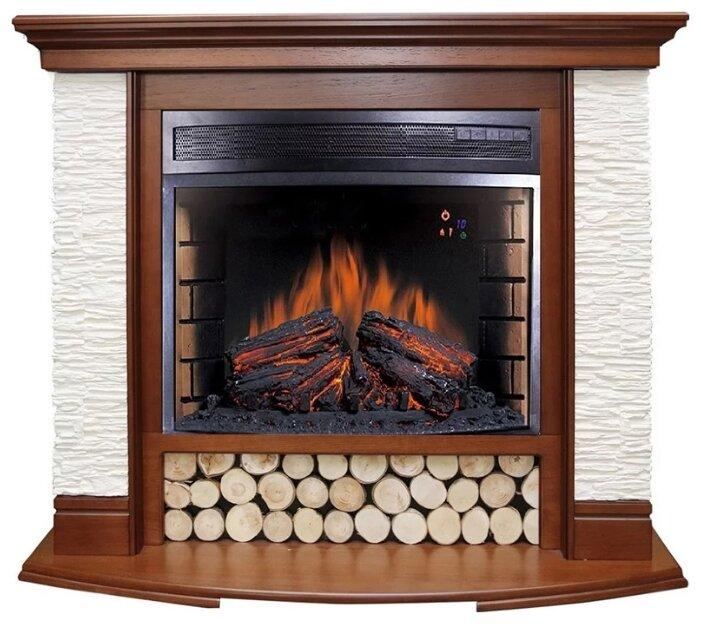Электрический камин Royal Flame Dioramic 28 LED FX (Орех) + Country