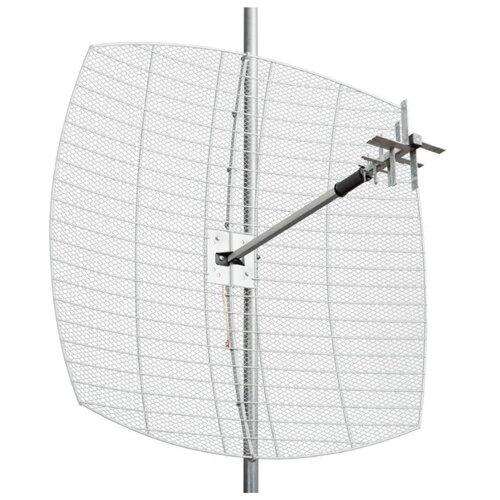 Параболическая MIMO антенна KROKS 27 дБ сборная - KNA27-800/2700C