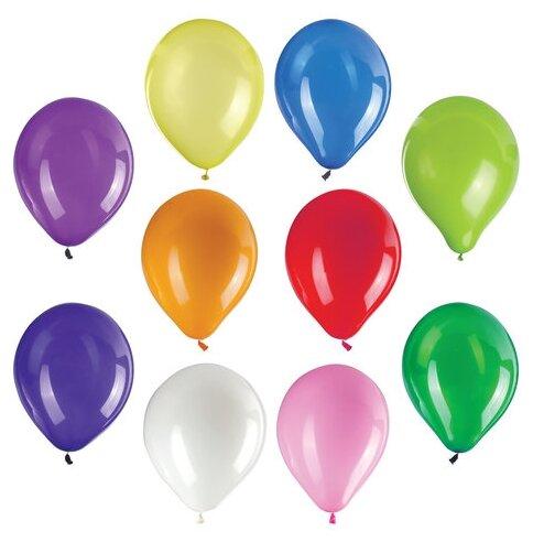Набор воздушных шаров Золотая сказка Латекс 105001 (50 шт.)