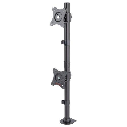 Фото - Кронштейн для мониторов Arm Media LCD-T43 BLACK кронштейн для мониторов arm media lcd t13 black