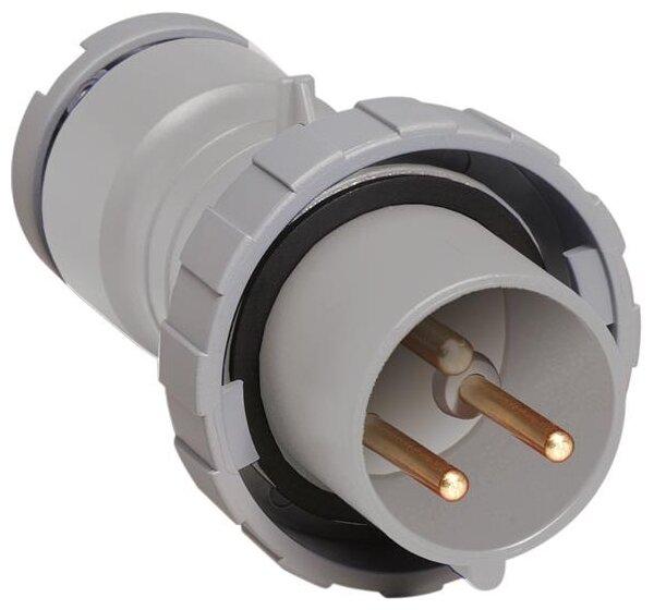 Вилка силовая (CEE) кабельная переносная ABB 2CMA166466R1000