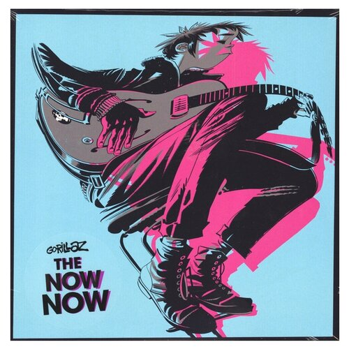 Gorillaz. The Now Now (LP) barry gibb – in the now 2 lp