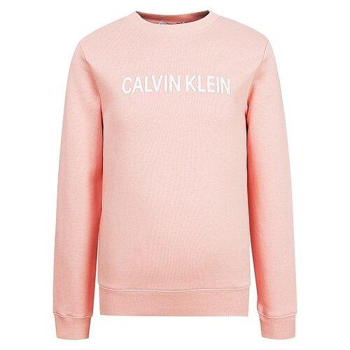 Свитшот CALVIN KLEIN размер 128, розовый