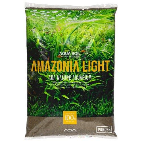 Грунт ADA Amazonia Light Powder 9 л коричневый