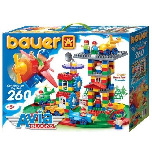 цена на Конструктор Bauer Авиа 247, 260 элементов