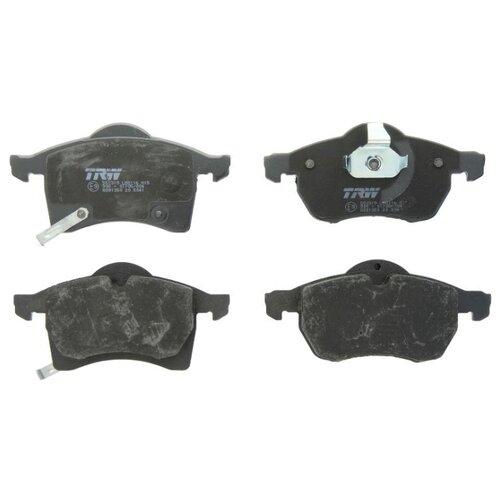 Дисковые тормозные колодки передние TRW GDB1350 для Opel Corsa, Opel Astra, Opel Zafira (4 шт.) брелок для ключей unbranded opel vauxhall insignia astra zafira antara corsa meriva 3