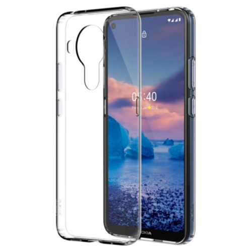 Фото - Чехол Nokia 5.4 Clear Case чехол nokia 3 4 clear case transparent