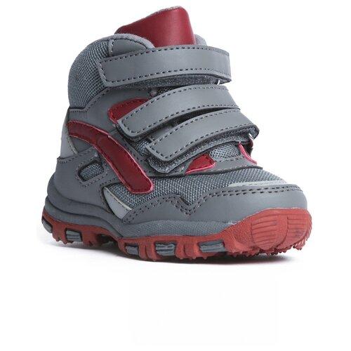 Ботинки playToday размер 22, серый