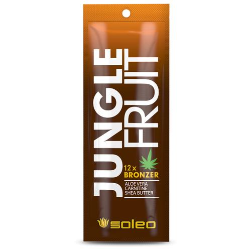 Фото - Крем для загара в солярии Soleo Jungle Fruit 15 мл для загара в солярии soleo pure 200 мл