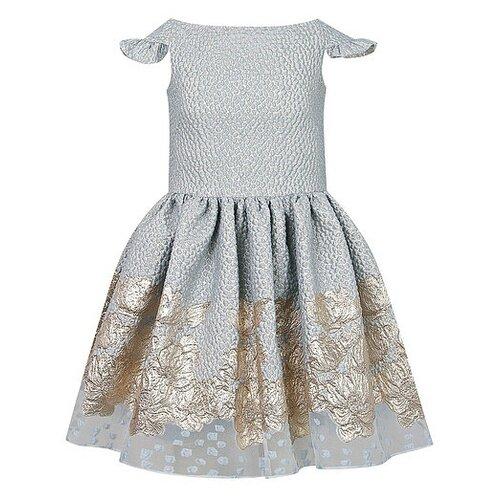 Платье David Charles размер 152, голубой