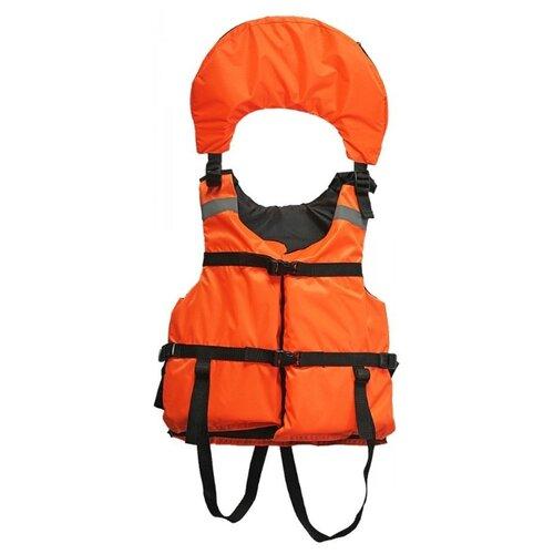 Спасательный жилет Таежник Поплавок-3 оранжевый