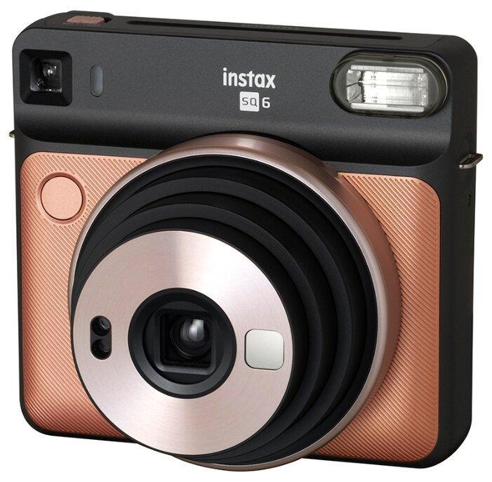 Фотоаппарат моментальной печати Fujifilm Instax SQ 6