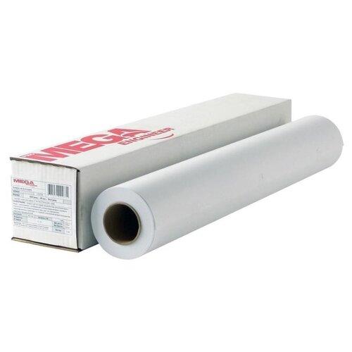 Фото - Бумага широкоформатная ProMEGA InkJet, 80 г, 610 мм*50 м, внутренний диаметр втулки 50,8 мм бумага brauberg 610 мм 110455 80г м² 50 м