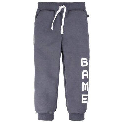 Купить Спортивные брюки Bossa Nova размер 122, графитовый, Брюки